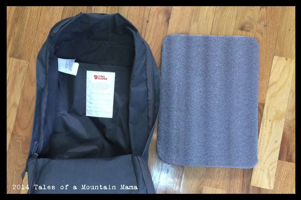 Fjallraven Kanken Pack Review Giveaway Tales Of A