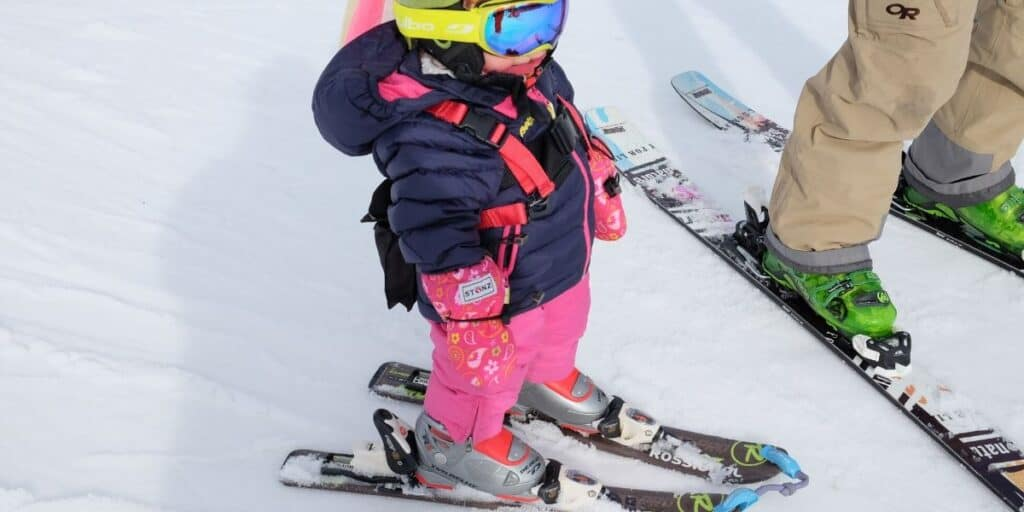 Affordable family ski gear
