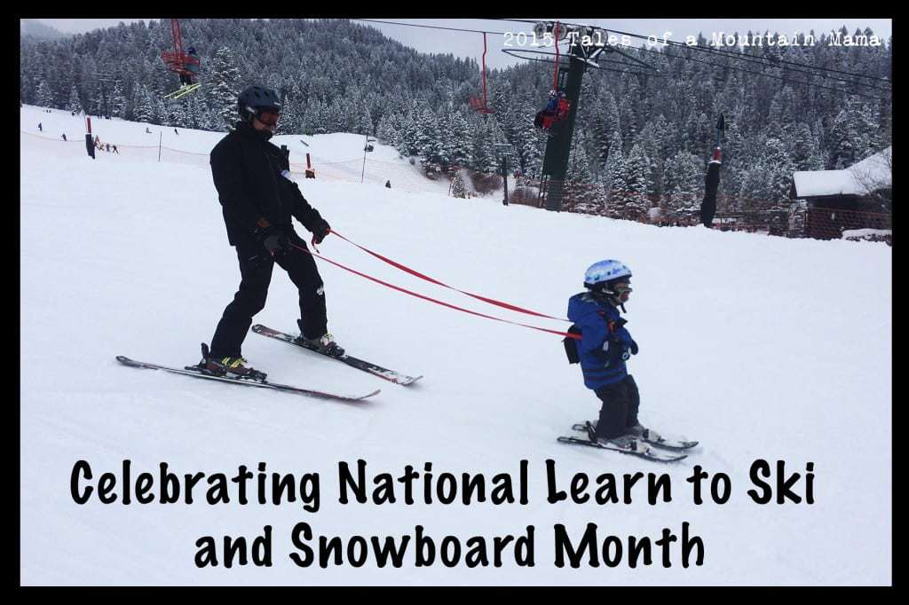 Learn to Ski or Snowboard in January (or anytime this winter!)