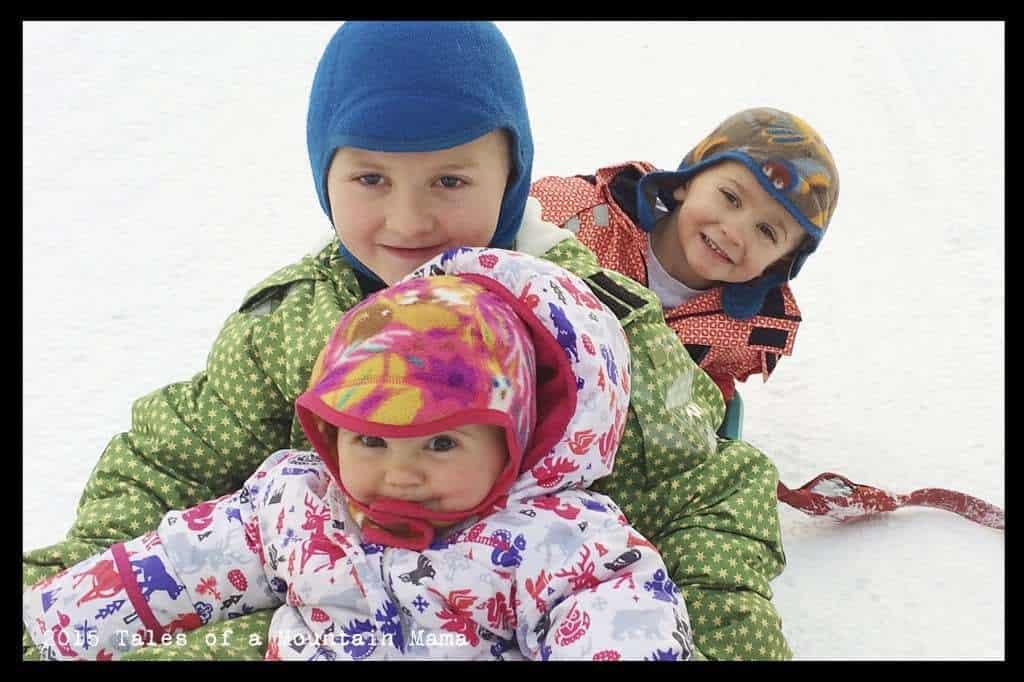 Great Gear to Keep Kids Warm: 2014 - 2015 Edition