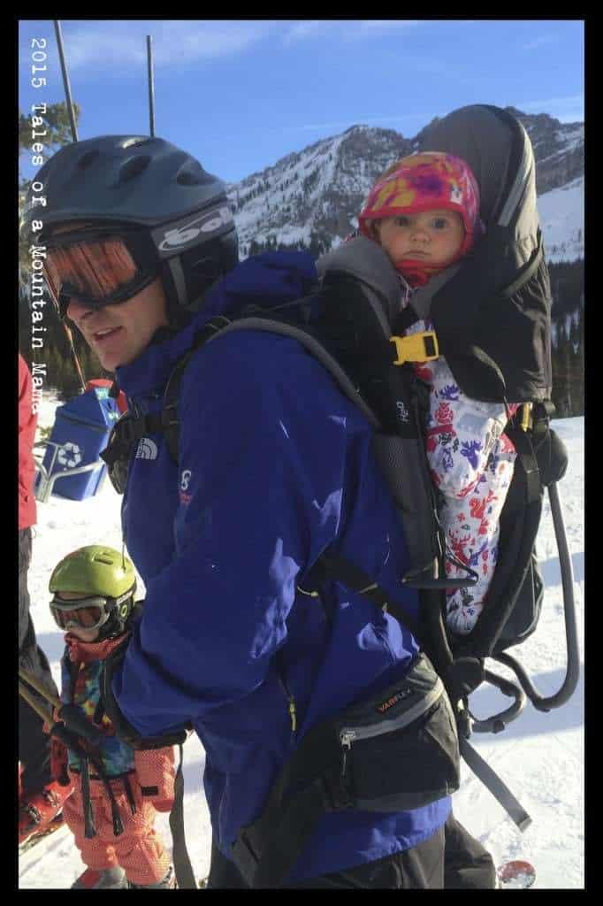 Deuter Kid Comfort  Child Carrier Review