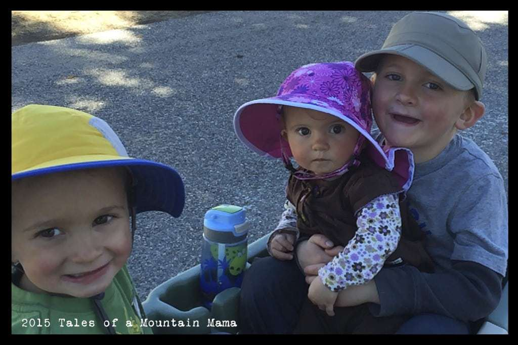 O.F.F. Sunday Afternoon Hats for Kids + Giveaway