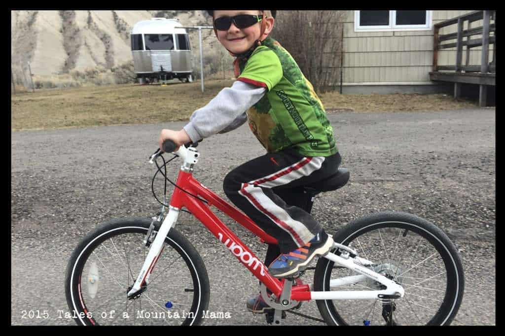Introducing WOOM bikes for kids