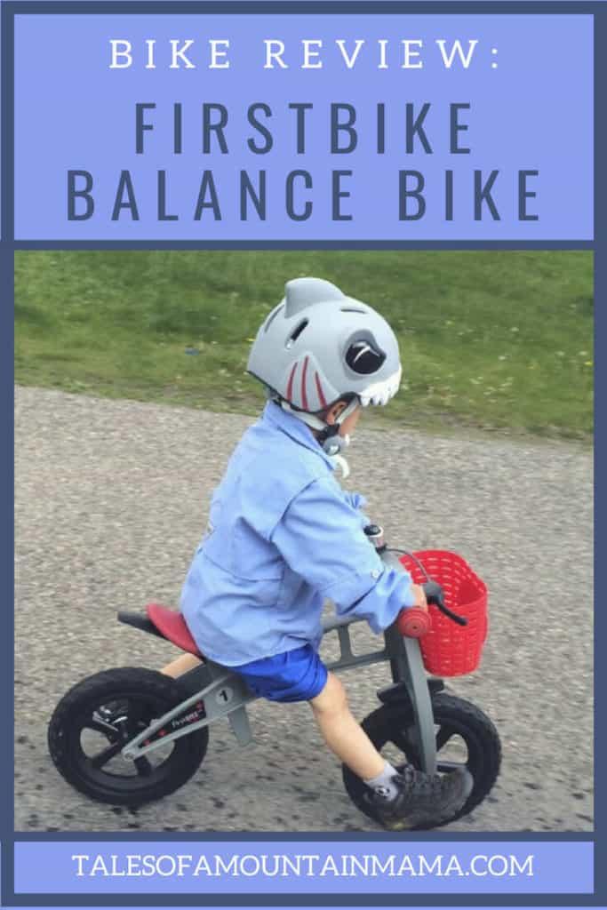 first bike balance bike review