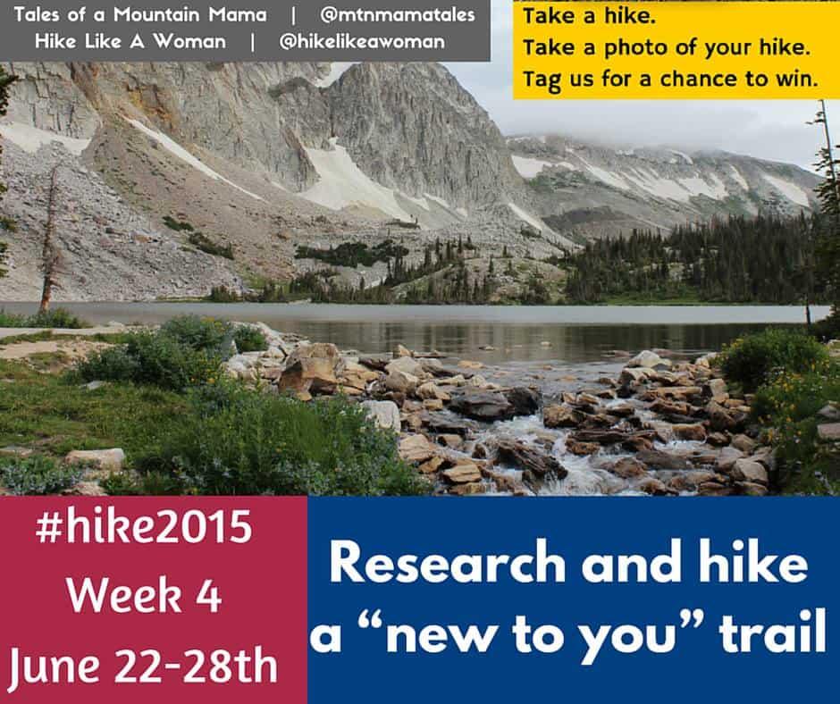 Hike 2015 - Week 4 + winners!