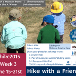 Hike 2015 – Week 3 (and Week 2 Winners)