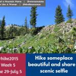 Hike 2015 – Week 5 + Last week's winners