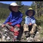 O.F.F. Fjallraven Vidda Outdoor Pants for Kids