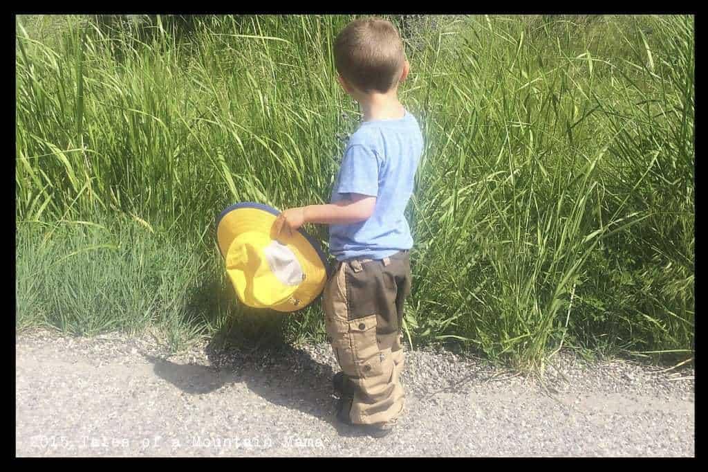O.F.F. Fjallraven Vidda Outdoor Pants for Kids