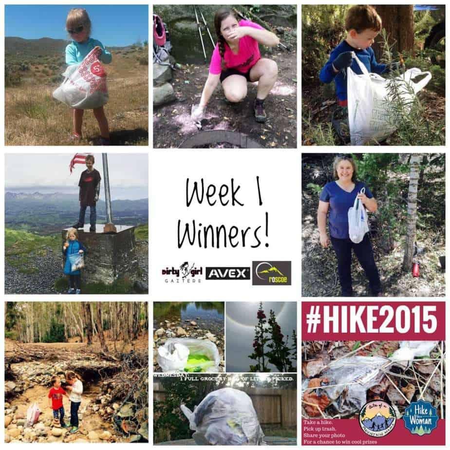 Hike 2015 - Week 2