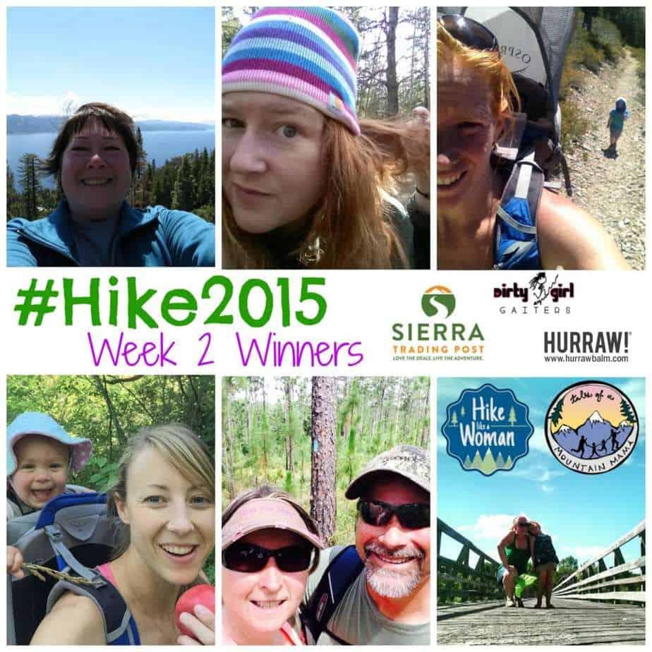 Hike 2015 - Week 3
