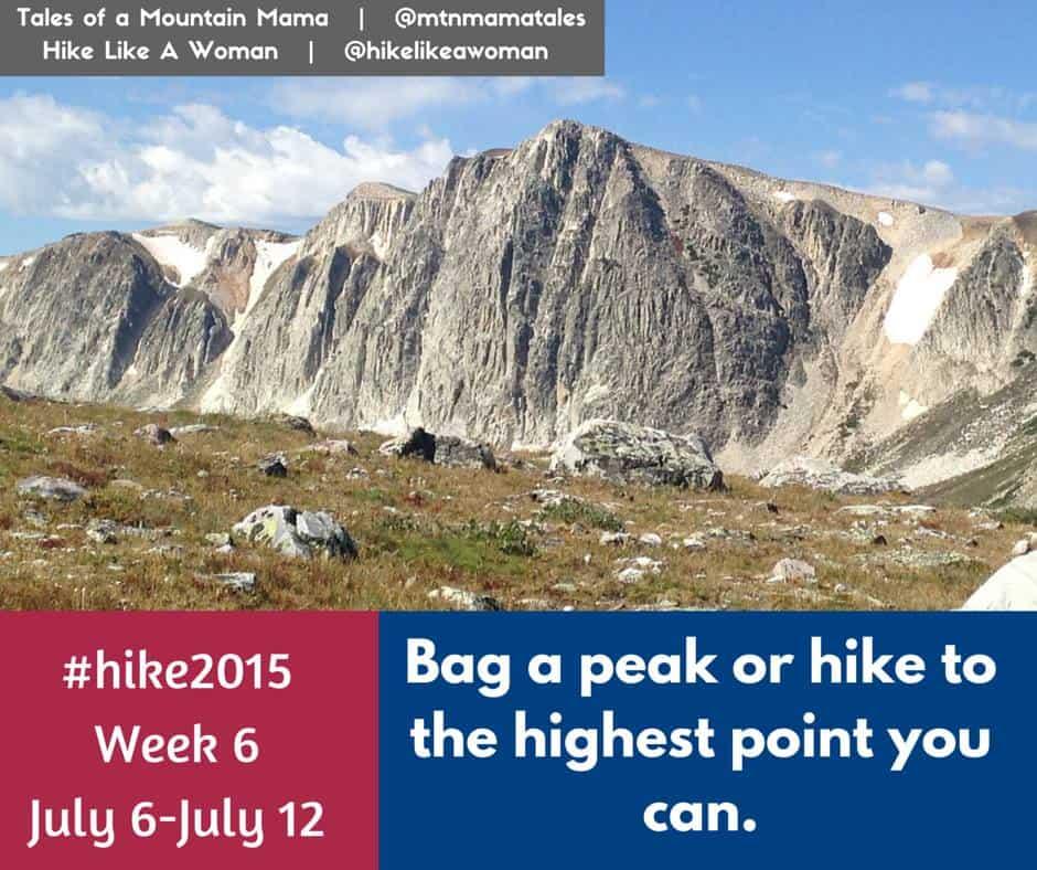 Hike 2015 Week 6 + Winners from Last Week