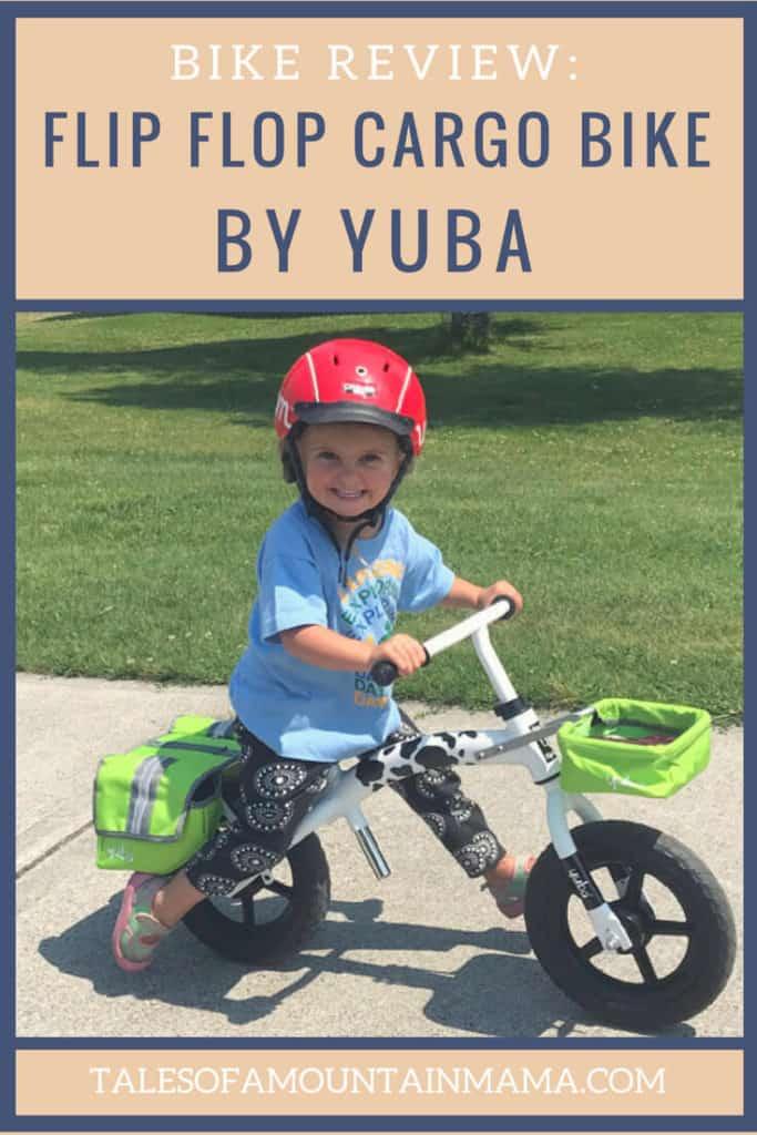 Yuba flip flop cargo bike