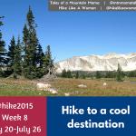 Hike 2015 Week 8 & Last Week's Winners