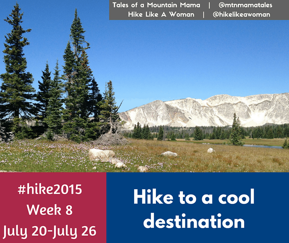 Hike 2015 Week 8 & Last Week's Winners