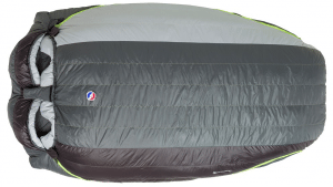 Big Agnes King Solomon 15 Doublewide Sleeping Bag