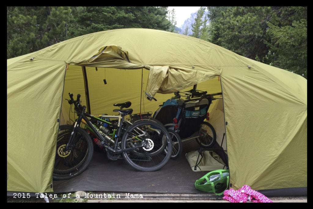 & Big Agnes Wyoming Trail 4 Tent Review - Tales of a Mountain Mama