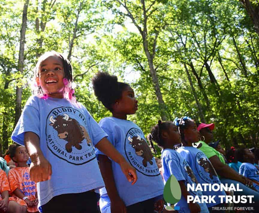Celebrating the Centennial Year of the National Park Service - Get Kids to our Parks!