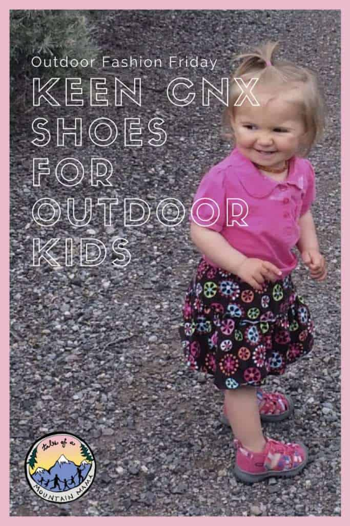 Keen CNX Shoes Outdoor Fashion Friday