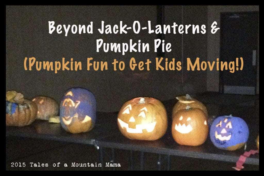 Beyond Jack-O-Lanterns & Pumpkin Pie