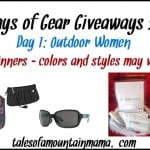 12 Days of Gear Giveaways – Day 1 (Outdoor Women)