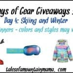 12 Days of Gear Giveaways – Day 4 (Skiing & Winter)