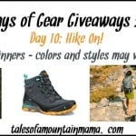 12 Days of Gear Giveaways – Day 10 (Hike On!)