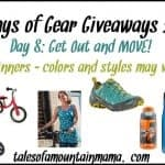 12 Days of Gear Giveaways – Day 8 (Get Out and MOVE!)