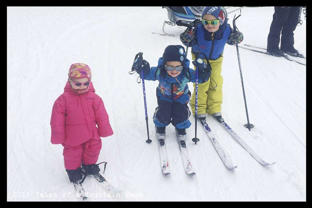 10 Tips for XC Skiing with Kids (and liking it!)
