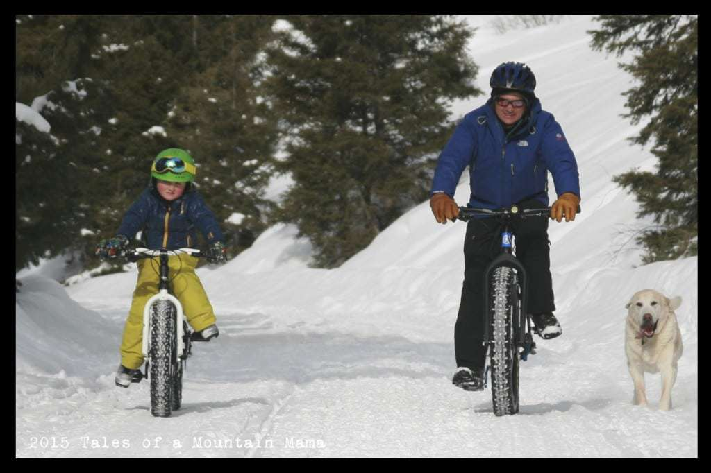 """TykesBykeaFat Biking for Kids + TykesBykes Review and *Giveaway*s 20"""" Fat Byke Review"""