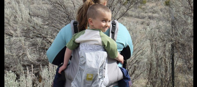 LilleBaby CarryOn Toddler Carrier Review