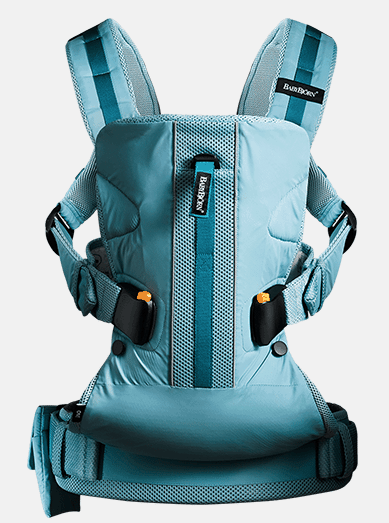 Celebrate Kids to Parks Day! + Baby Bjorn Giveaway