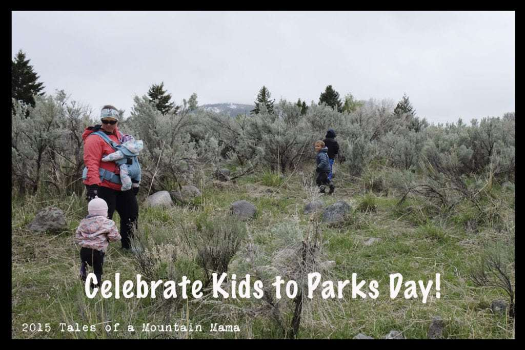 Get Ready for Kids to Parks Day! + Baby Bjorn Giveaway