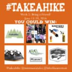 Join us for #takaeahike – Week 2!