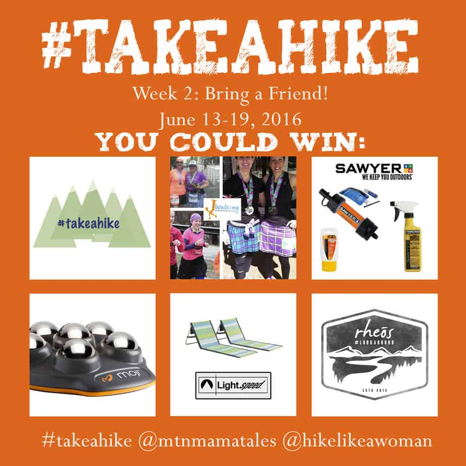 Join us for #takeahike - Week 2!