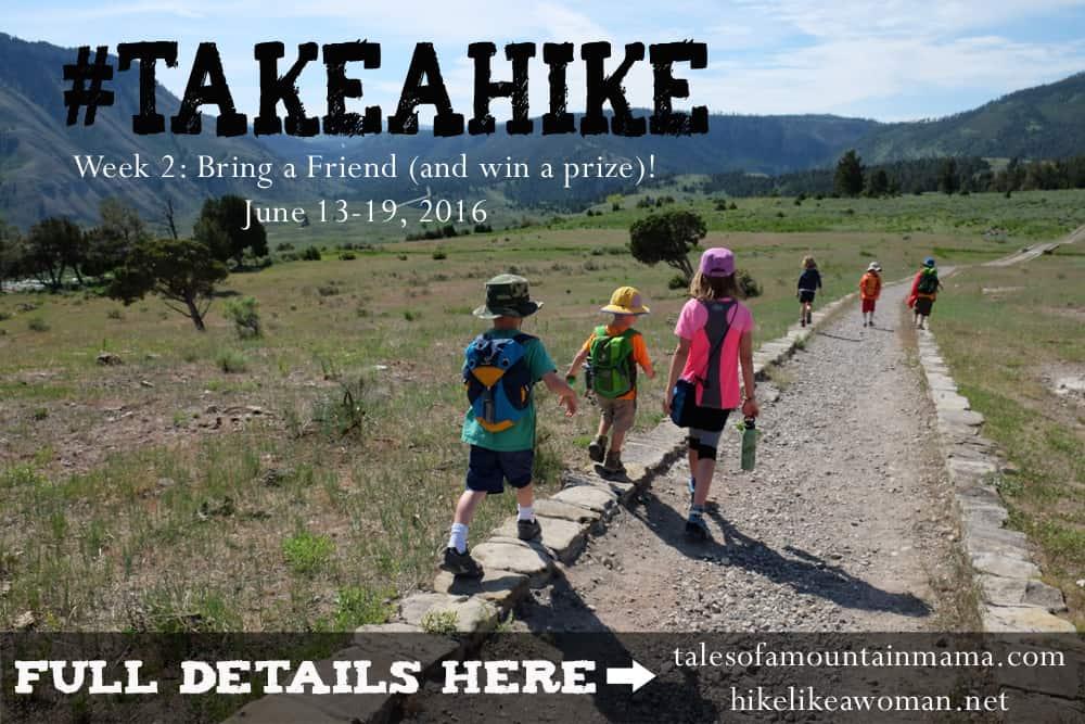 #takeahike