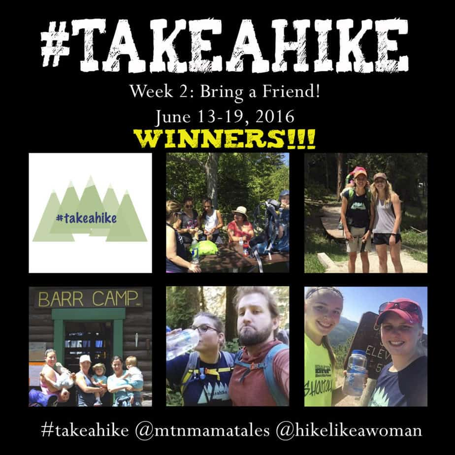 Join us for #takaeahike - Week 2!