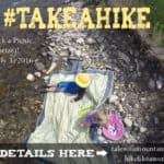 Take a Hike and Pack a Picnic (#takeahike Week 4!)