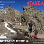 #takeahike Week 5: Get Some Elevation!