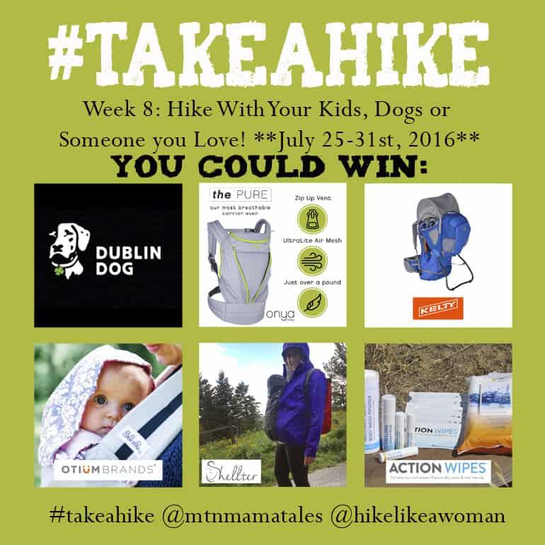 *Bonus* LAST week of #takeahike