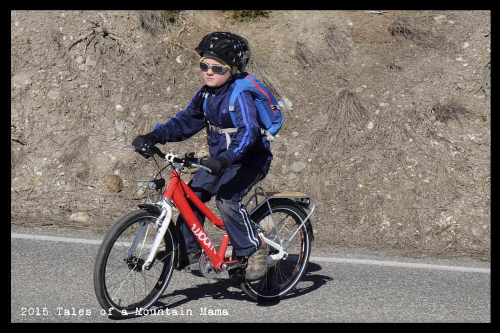 WOOM City Bike Review