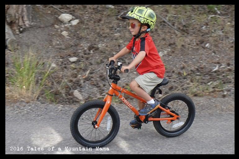 """Pello Revo 16"""" Bike"""