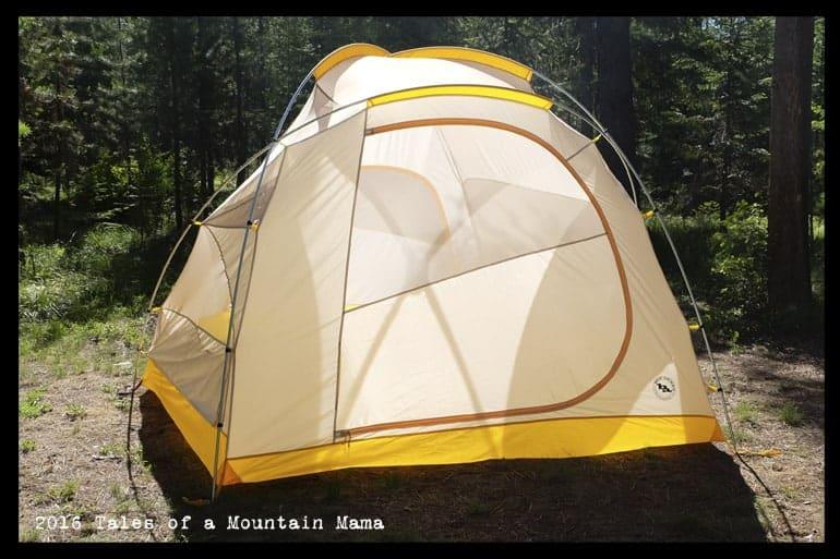 Big Agnes Sleep Station 6 Tent Review