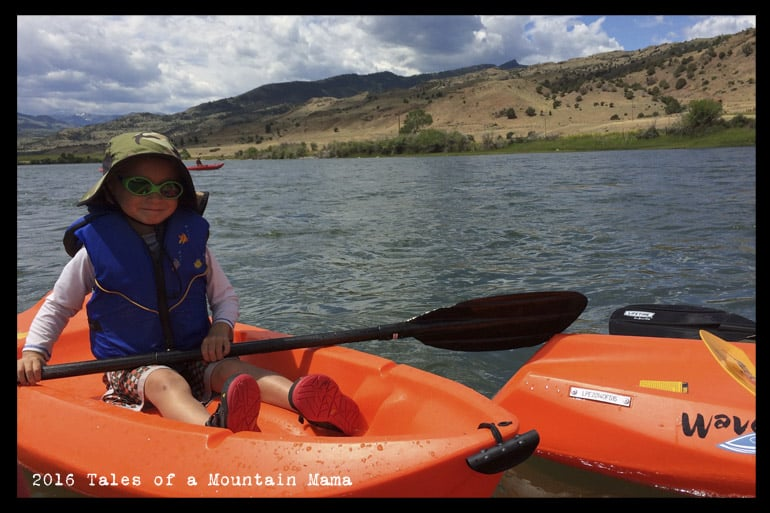 On the River with Kids - Packing List