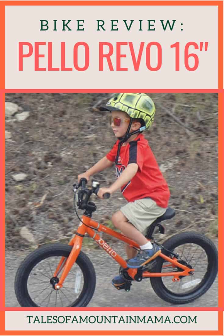 pello revo 16 bike review