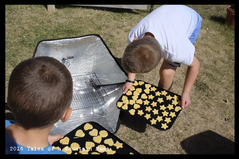 A SunFlair Solar Oven Cook-Off!