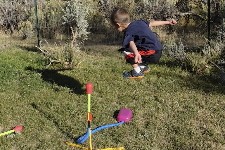 6 Tricks for Encouraging Kids Down the Trail