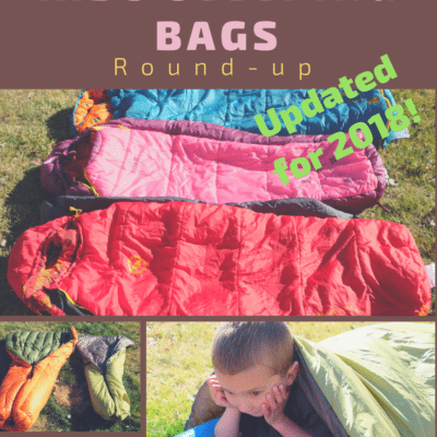 Kids Sleeping Bag Round-Up