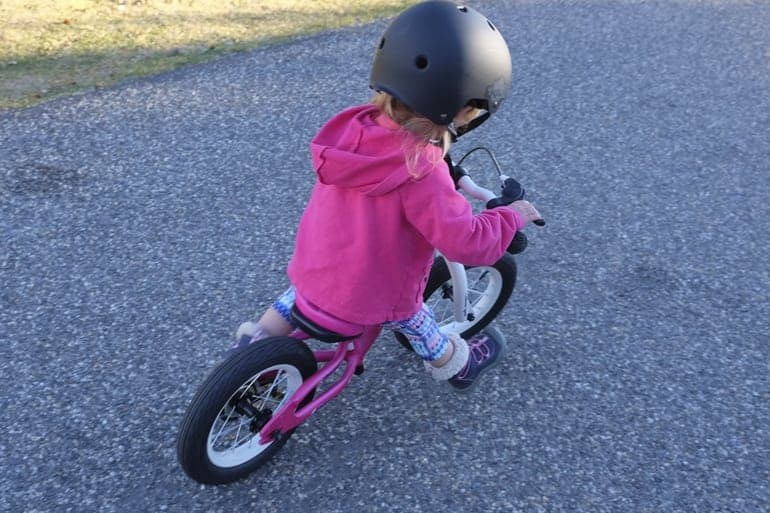 "Stampede Bikes Charger 12"" Balance Bike Review"