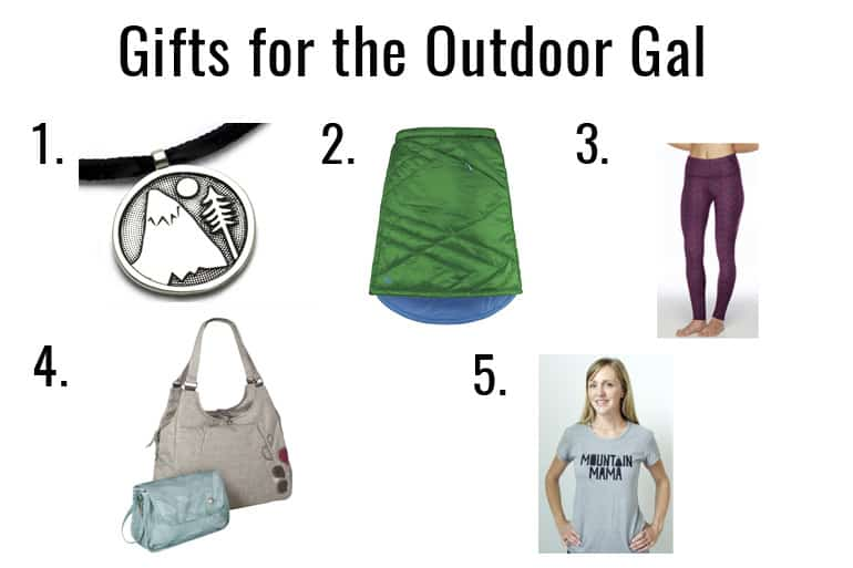 Holiday Gift Guide to Get You Outside - 2016 + Giveaway